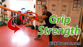 Grip Strength Training