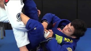 Joao Miyao teaching the Ninja Armlock from Berimbolo