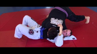 Lapel Transition to Back Control