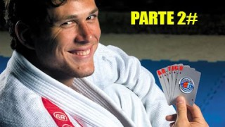 Roger Gracie – Guillotine from Butterfly + Sweep