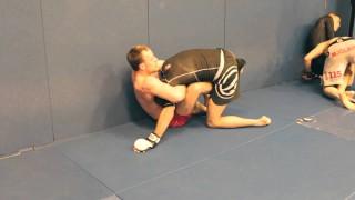 Ryan Hall: The jiu-jitsu skill in MMA is low (1/2)