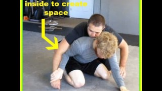 Sit out from Turtle – Wrist Control Elbow Block