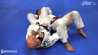 Slick Armbar from Guard – Chris Vamos