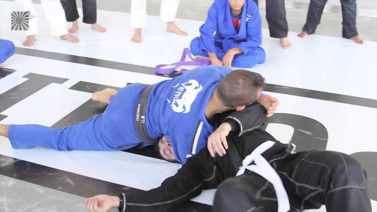 Former ADCC Champ Rani Yahya teaches the details behind the North South Choke