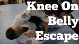 Knee on Belly Escape – Justin Christopher