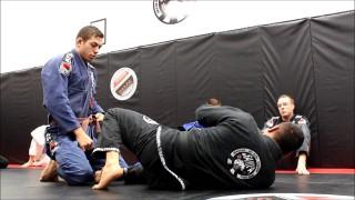 Renato Migliaccio (Sampa BJJ) – Reverse Half Guard to the Back