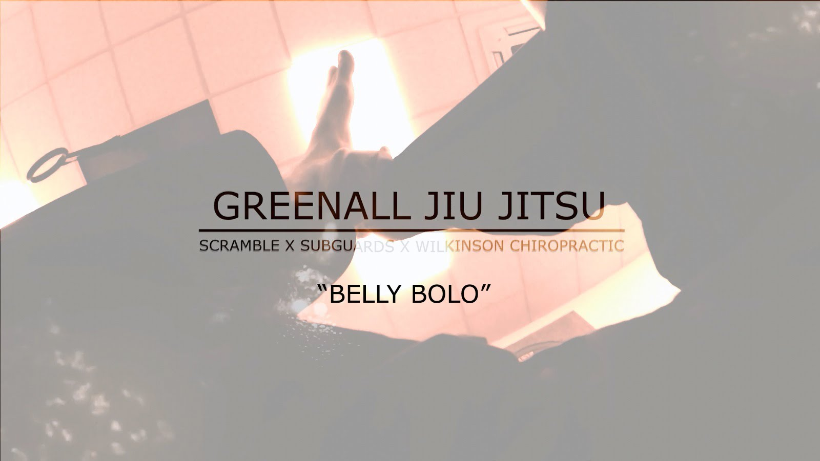 Belly Bolo – Part I