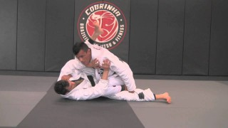 Cobrinha – Stack Pass To Leg Drag