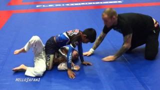 Isa 'Monstro' Rahman BJJ Highlights Part 2