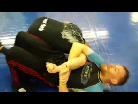 Josh Barnett – Arm Locks and Escapes