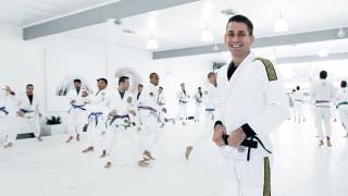 Rafael Mendes | Collar & Sleeve Guard Study | Art of Jiu Jitsu Academy
