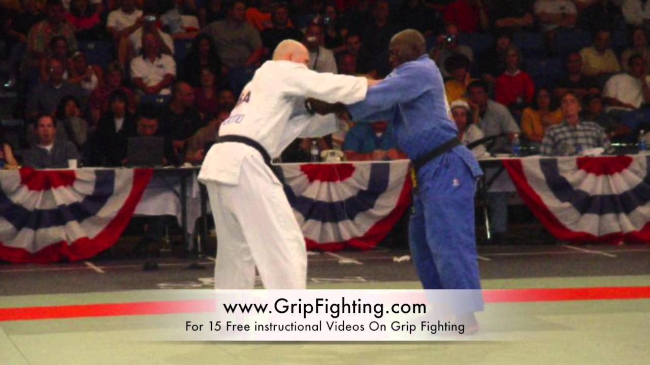 The Secret To The Judo Stiff Arm Problem
