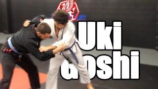 Uki Goshi Judo Throw With Underhook