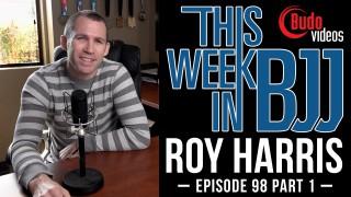 Budo Jake – Roy Harris Part 1 of 2