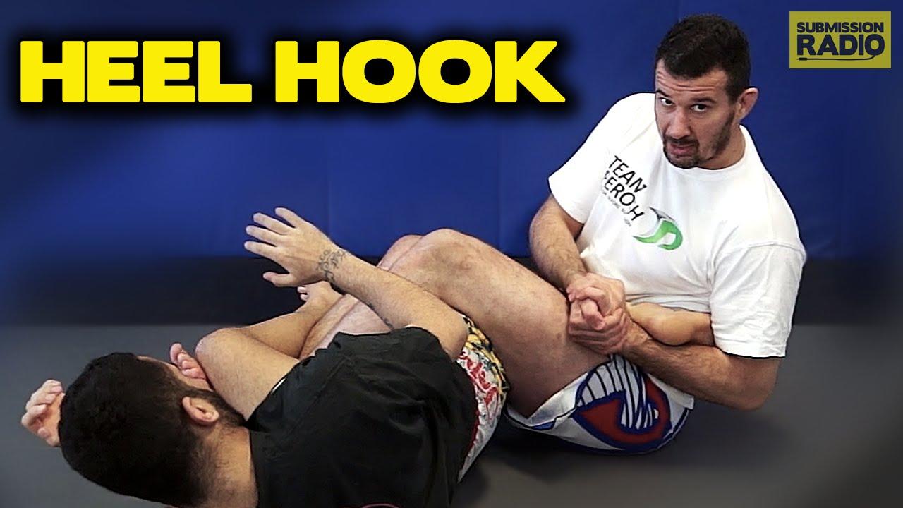 Heel Hook From The Top