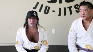 Kurt Osiander – Gracie Jiu Jitsu Self defense