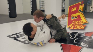 Lapel Choke + Armbar From Underbook + Flower Sweep From Closed Guard