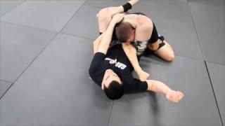 Leg In Triangle Choke with Tom Gavrilos