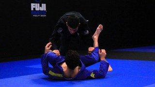 Long Step pass vs. De La Riva guard