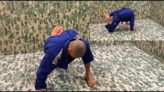 Mahamed Aly – Stretching for BJJ part 1