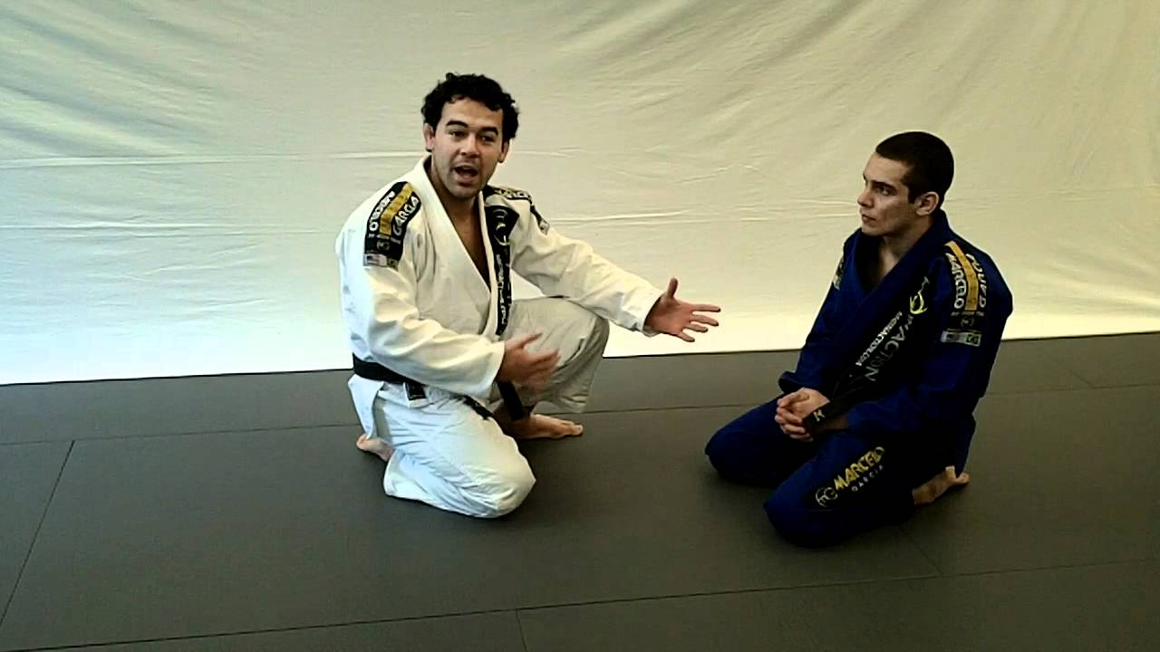 Marcelo Garcia: Why Arm Drags?