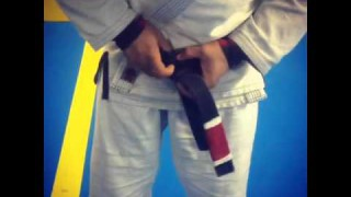3 different ways to tie your belt