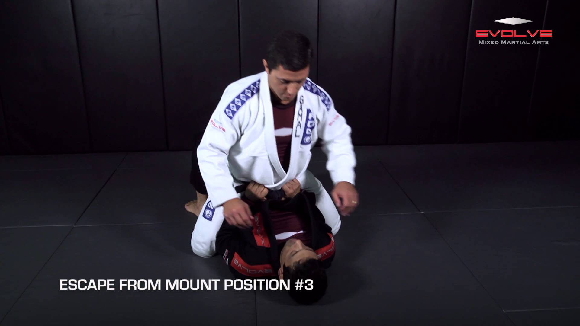 5 Basic Escapes From The Mount