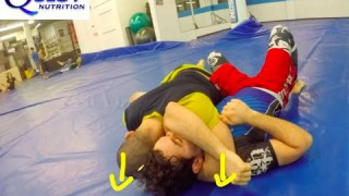 Firas Zahabi – Knee On Stomach Transitions and Control