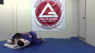Half Guard Sweep To Side Control