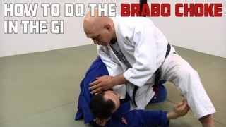 How To Do the Brabo Choke In The Gi
