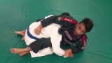 Kimura And Hip Bump Sweep From Closed Guard