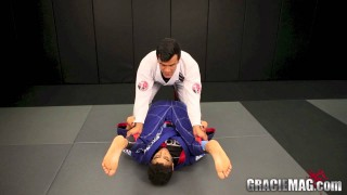 Rubens Cobrinha – Stack Spider Guard Pass