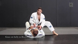 Thabet Al Taher Knee on Belly Attack system Part 2 of 2