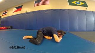 BJJ Stretching