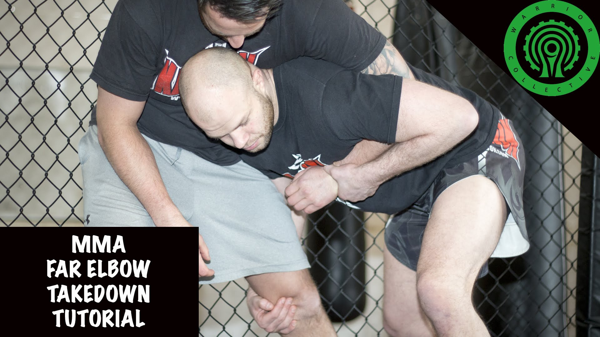 Far Elbow Takedown Tutorial