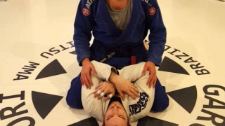 Garcia Amadori's – Wrist Lock To Armbar From Mount