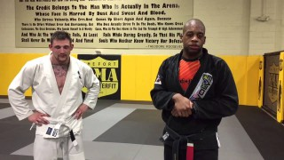How to Finish the Armbar from the Top of Mount