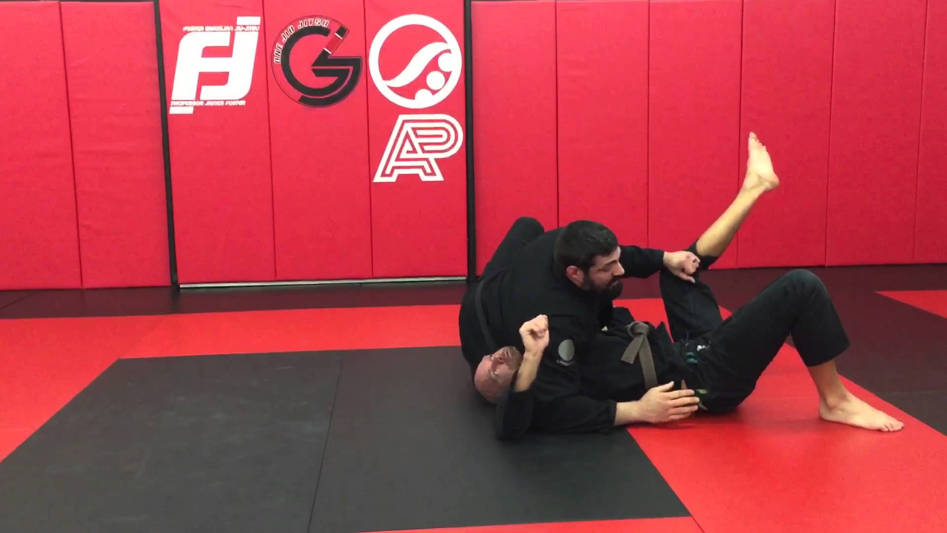 """James """"300″ Foster: Inverted Guard Counters"""