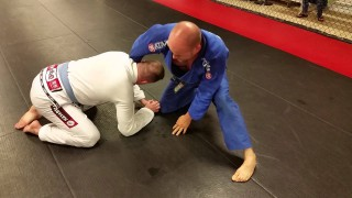 Jason Snapp- Loop Choke From Turtle With A Counter Variation