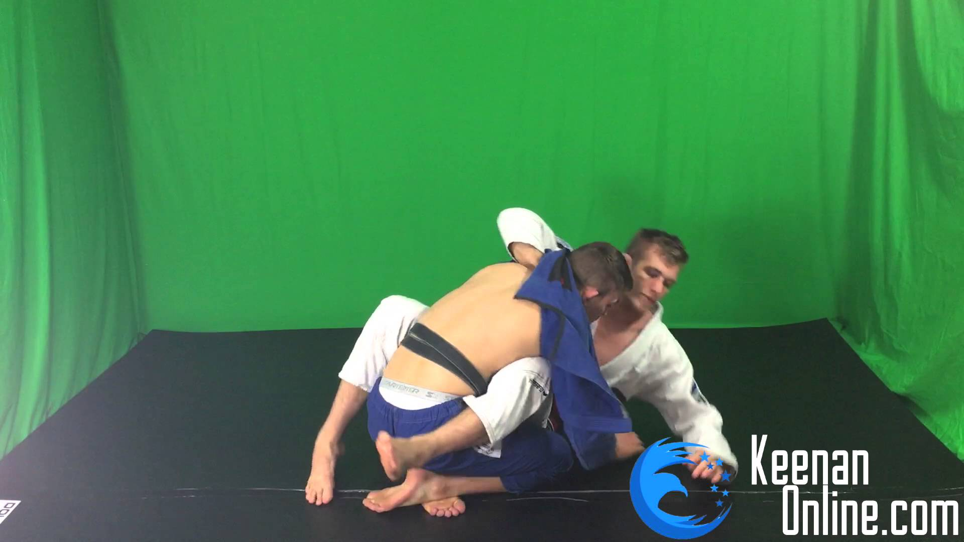 Keenan Cornelius – The Force Choke