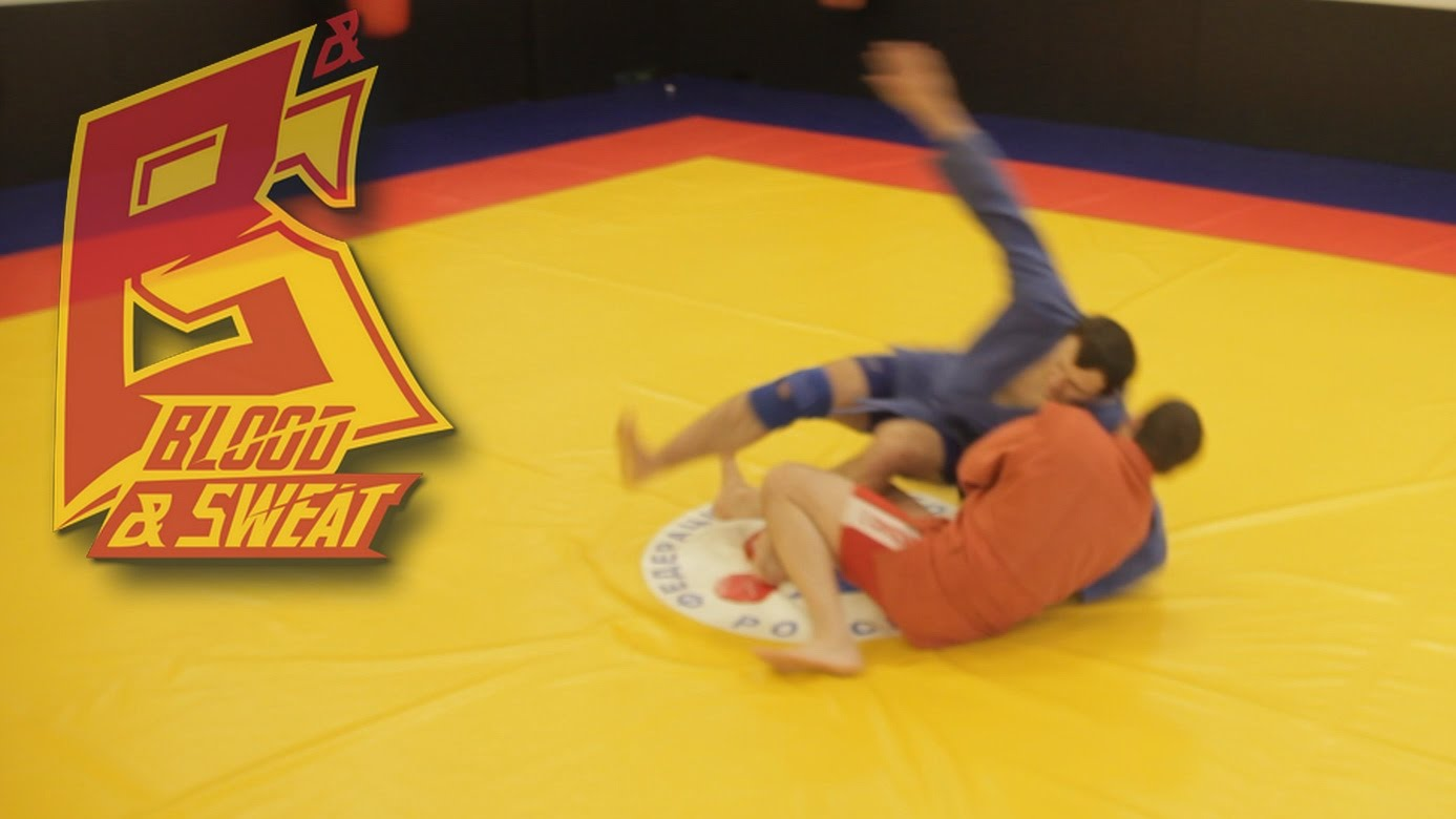 Lateral Drop With The Gi