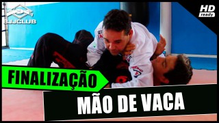 Mão de Vaca From Side Control – Raul Faconti