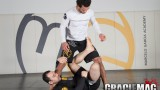 Marcelo Garcia: No-Gi X-Guard Sweep