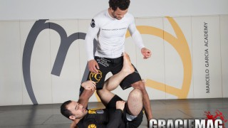 Marcelo Garcia: No-Gi X-Guard Sweep