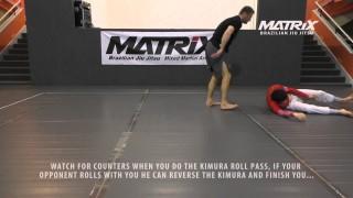 Rolling Kimura Pass