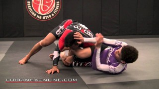 Rubens Cobrinha – No Gi Sit-Up Sweep & Guard Retention Drill