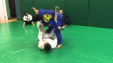 Triangle From Lapel Guard
