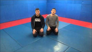 Armbar and Sweep from the Williams Guard – Jerry Wetzel