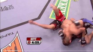 Some Amazing Jits in Joe Lauzon's UFC fights