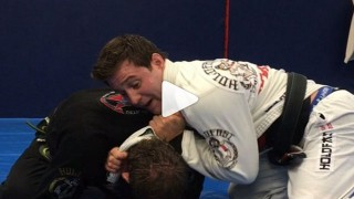 Spin of Brabo choke utilizing your own lapel – Greg Melita